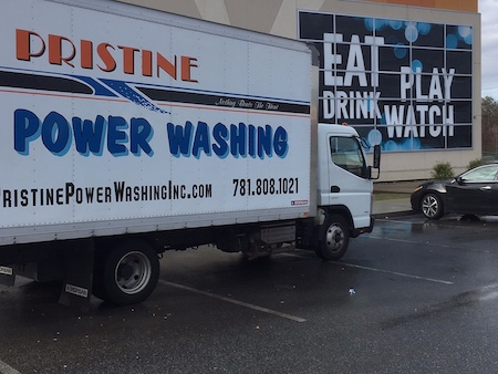 Pristine Power Washing Inc Commercial