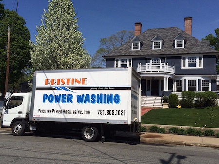 Pristine Power Washing Inc Residential